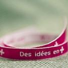 """Bracelets tissés personnalisés - Modèle """"BASIC"""" à nouer"""