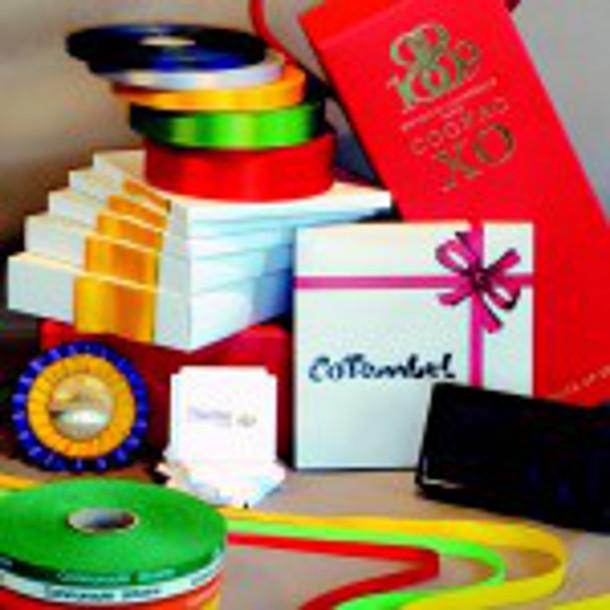 Rubans imprimés personnalisés - Boutique du Nom Tissé